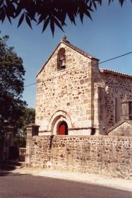Eglise de Lugéras