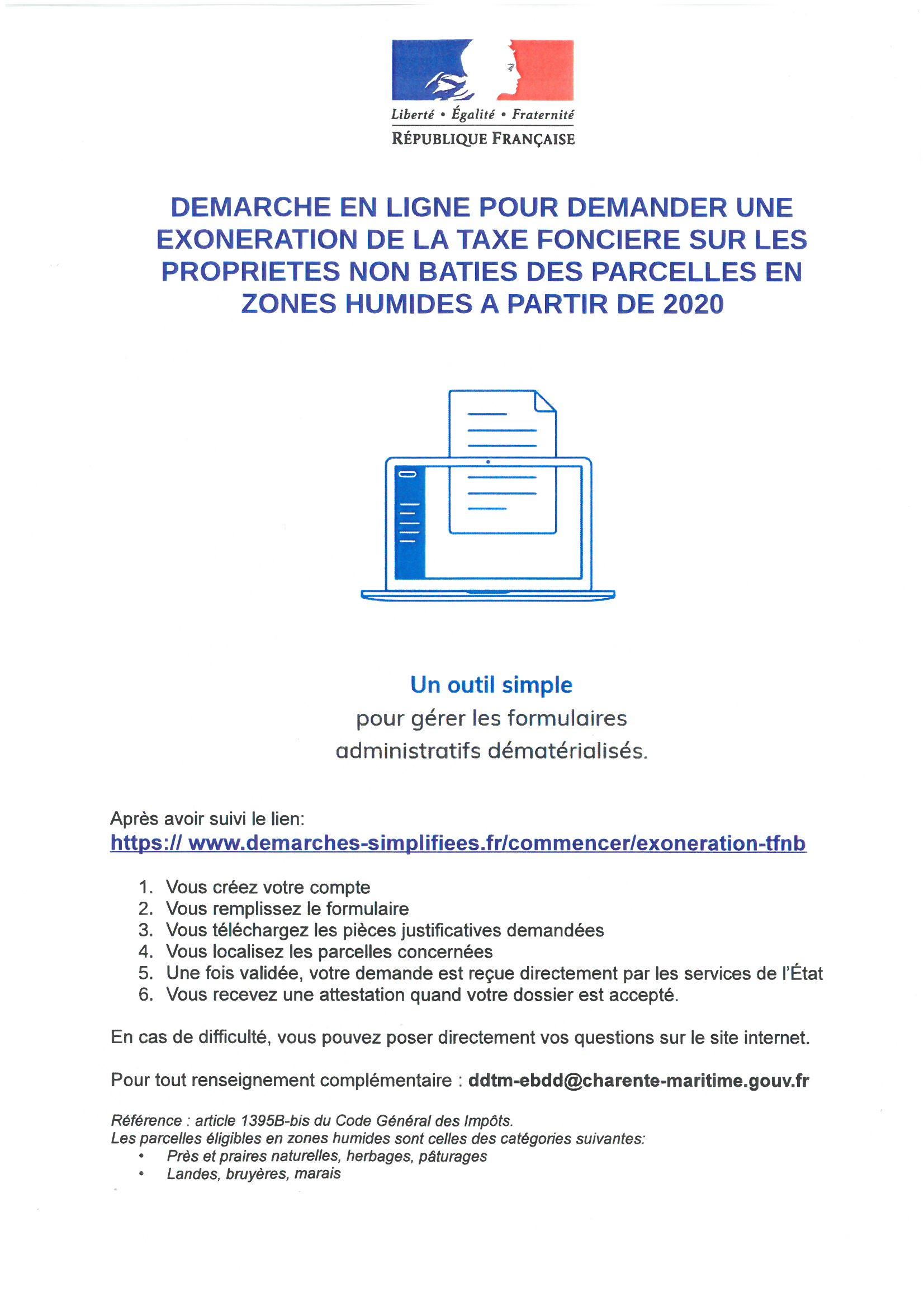 urba taxe fonciere